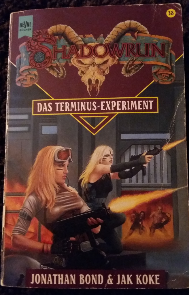 Shadowrun – Das Terminus Experiment (Sci-Fi / Action / Horror)