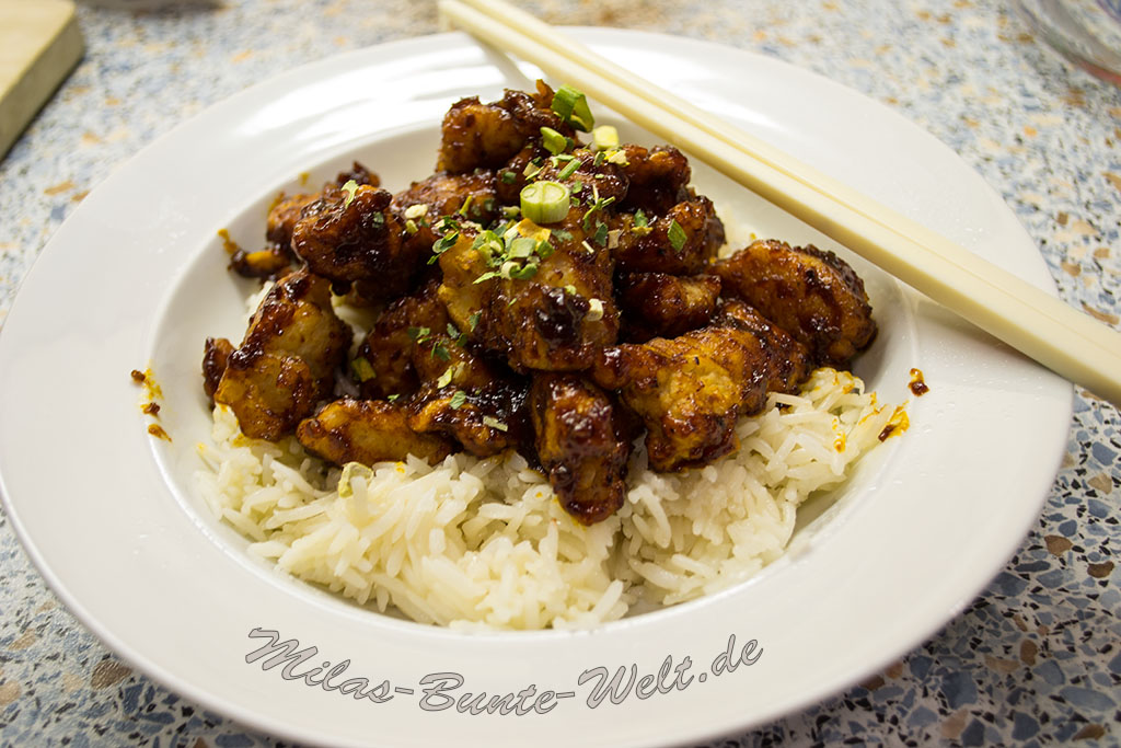 General Tso´s Chicken