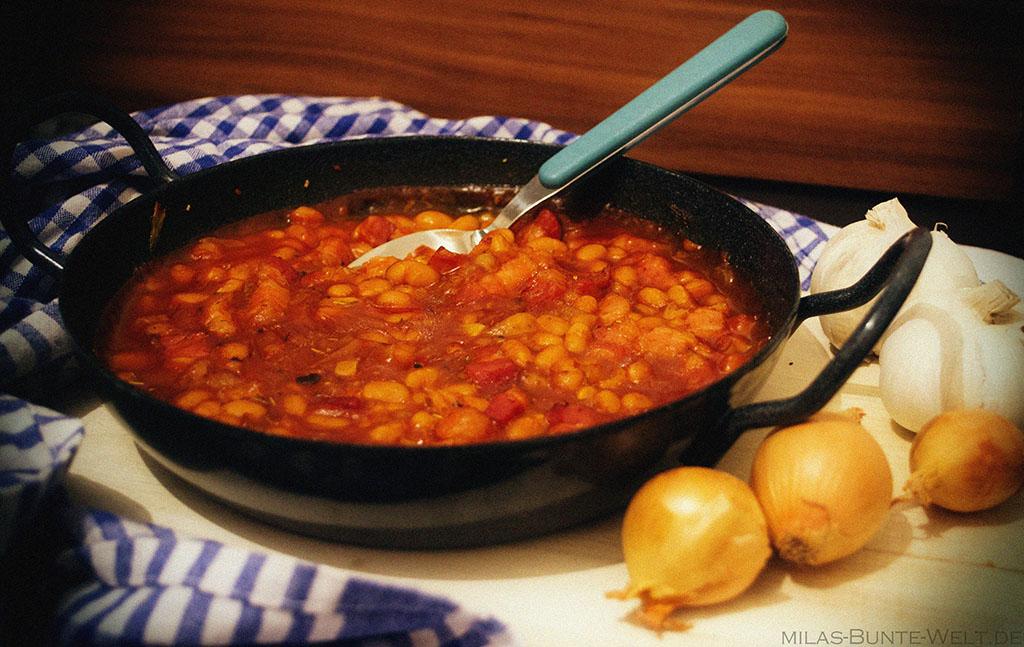 Gebackene Cowboy Bohnen – Texas Baked Beans