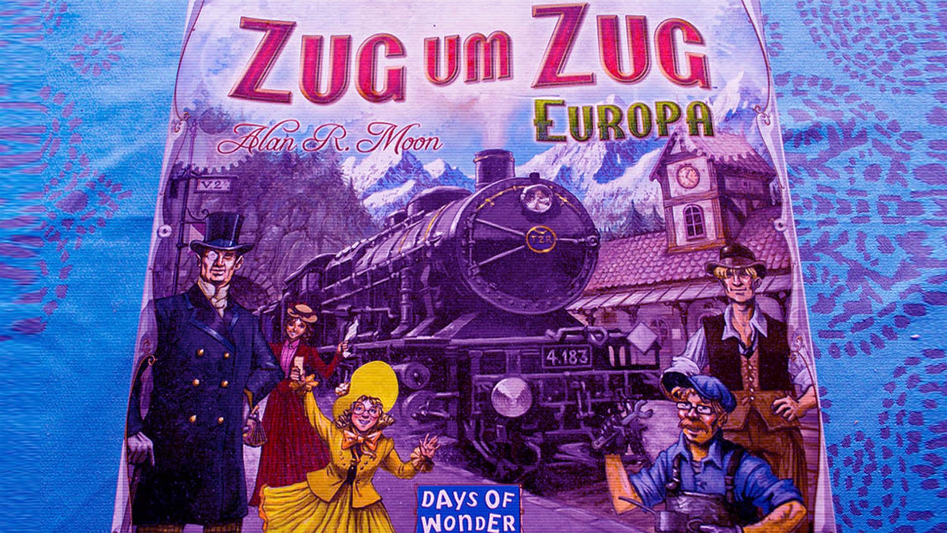 Mila Testet – Zug um Zug Europa (Brettspiel)