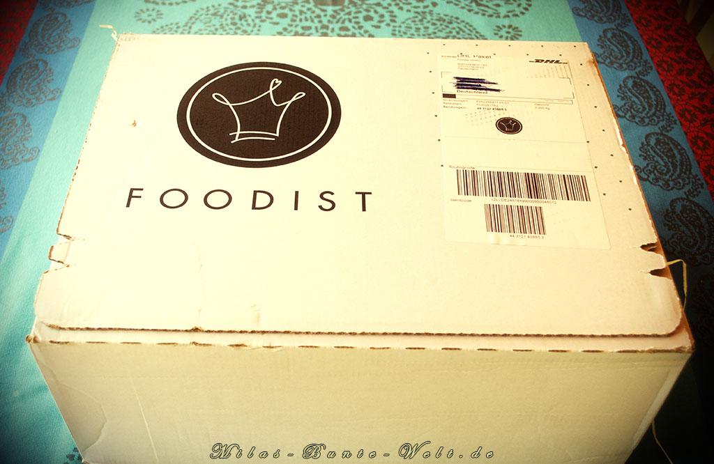 Mila Testet: Foodist Foodbox 1/2