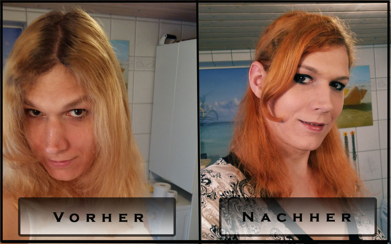 Mila Testet: L´Oreal Preference Coloration – Glowing Copper
