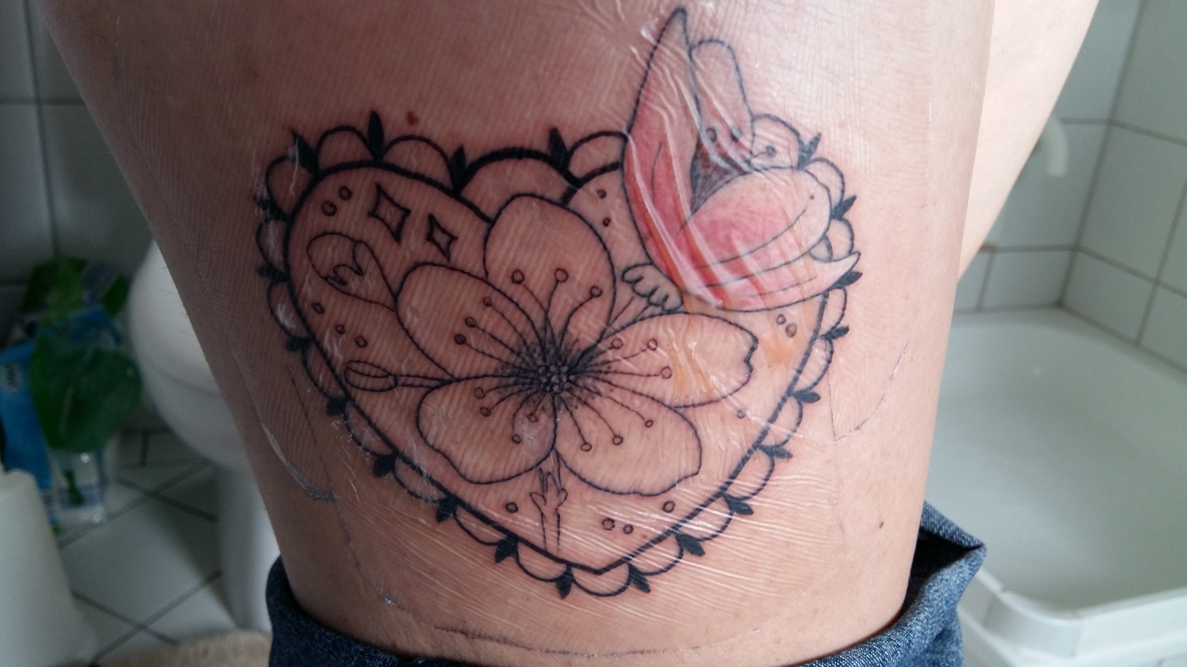 Ich hab´s getan! – Mein erstes Tattoo