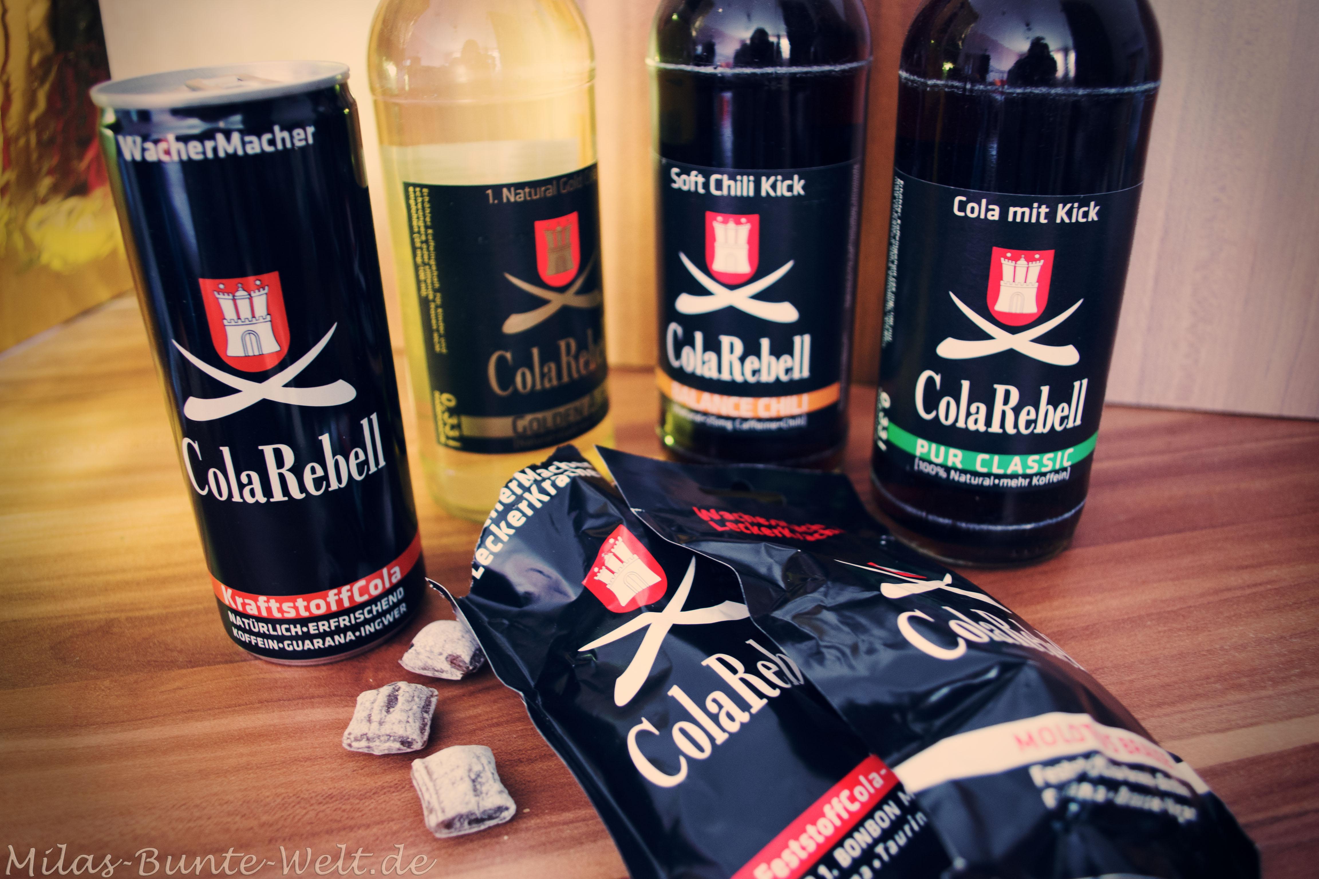 Mila testet: Cola Rebell