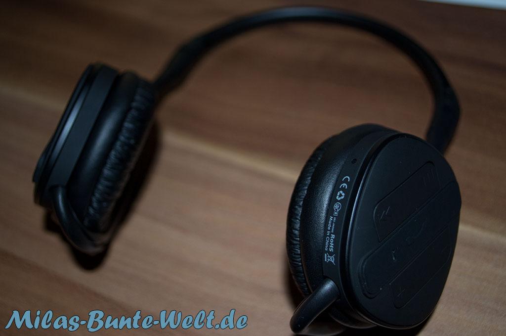Mila testet: Aukey Bluetooth Sportkopfhörer