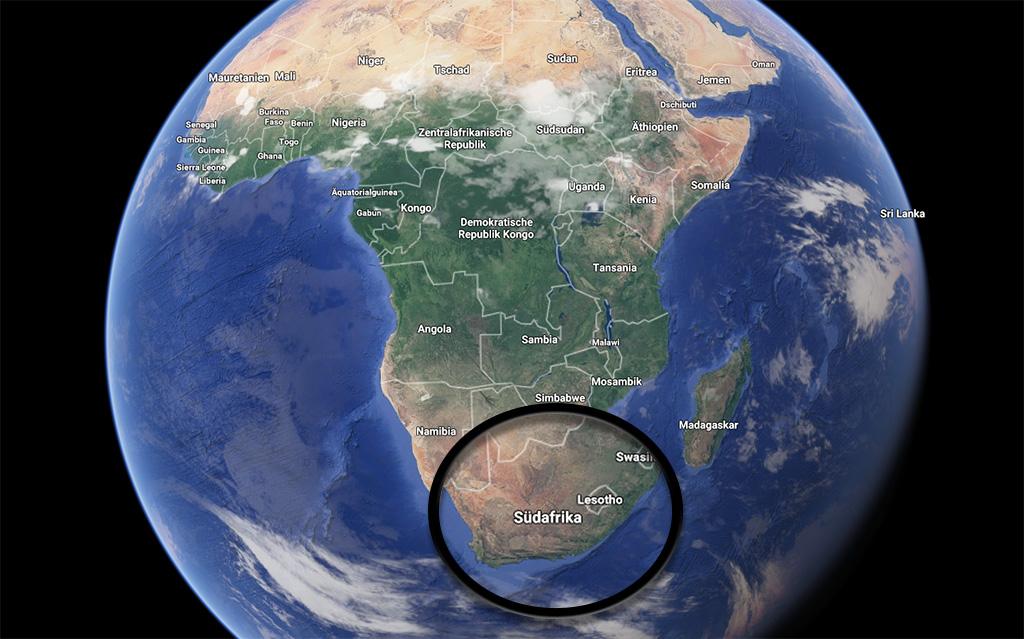 Wo kommt Mila eigentlich her? Südafrika! (Ein Artikel über Fernweh)