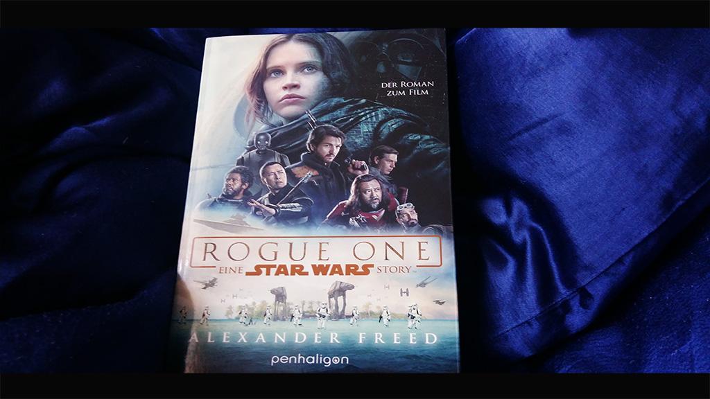 Buchrezension: Rogue One – Der Roman zum Film ( Alexander Freed)