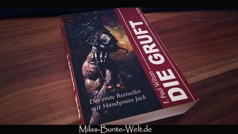 Die Gruft / The Tomb (Handyman Jack 01)