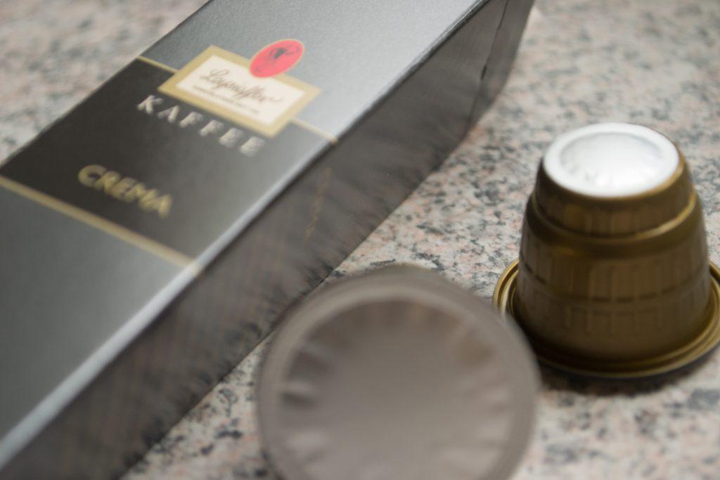Mila testet: Leysieffer Kaffeekapseln Crema