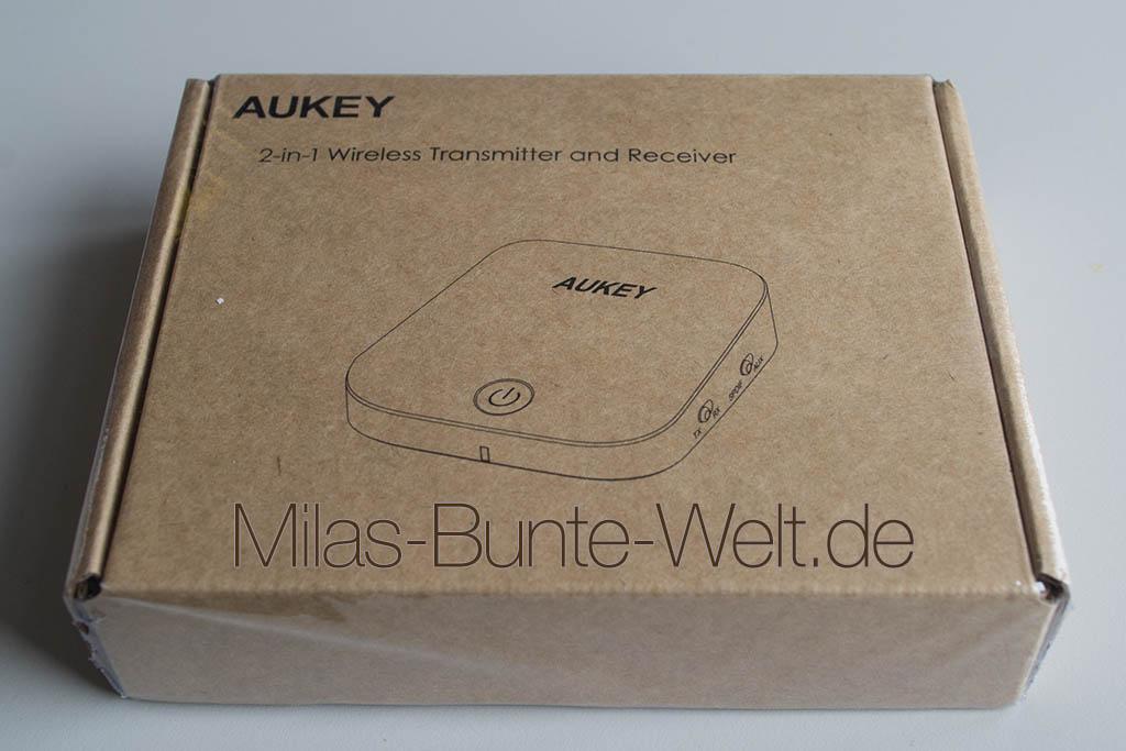 Mila testet: Aukey Bluetooth Transceiver (sponsored post)