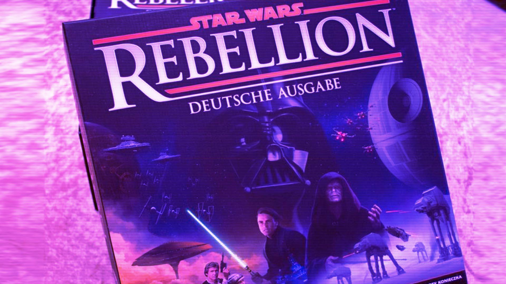 Mila testet: Star Wars Rebellion (Selbstkauf)