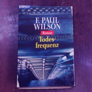 F. Paul Wilson - Todesfrequenz