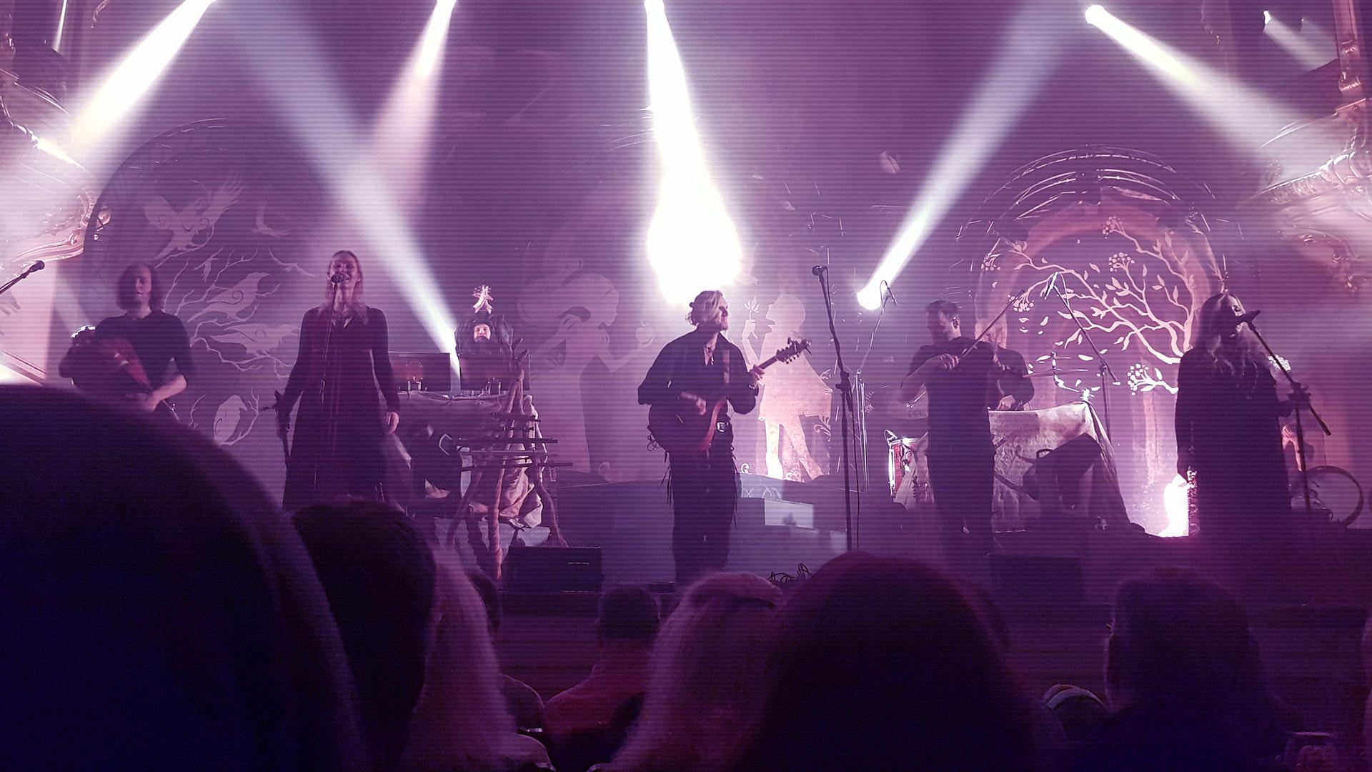 Faun Konzert in der Laeiszhalle (Hamburg 10.03.2020)