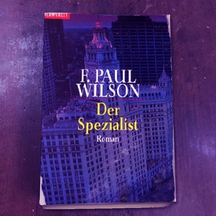 Der Spezialist / Legacies