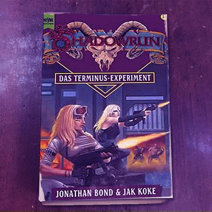Shadowrun – Das Terminus Experiment