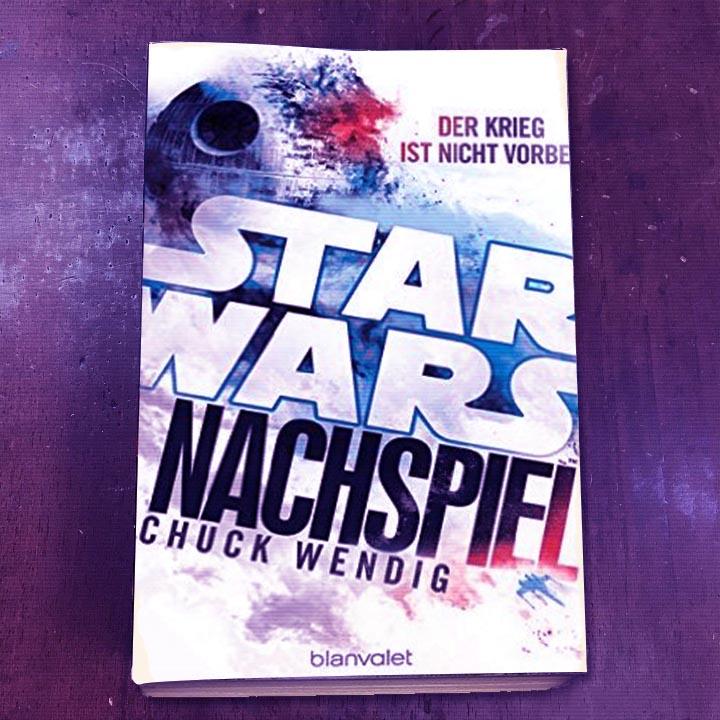 Chuck Wendig - Nachspiel