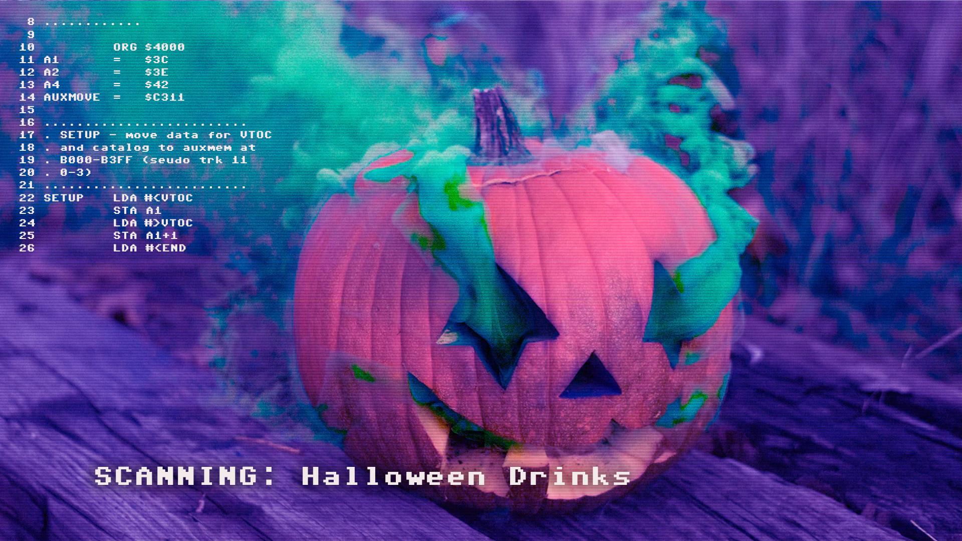 Die besten Halloween Getränke
